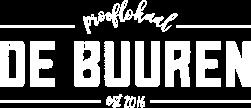 Proeflokaal de Buuren – Lunchroom en Restaurant in Katwijk aan den Rijn Logo